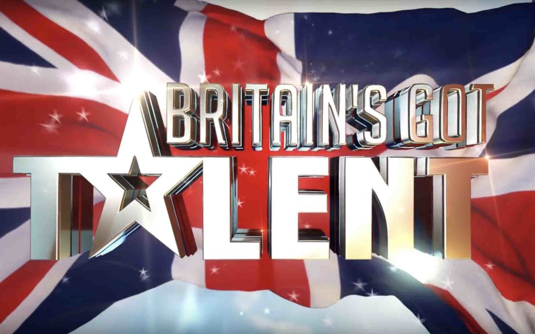 Emily Jane Hillyar has just filmed an Ident for Britain's Got Talent