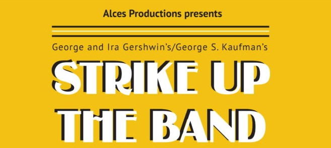 Nicholas McBride joins the cast of Strike Up The Band at Upstairs At The Gatehouse