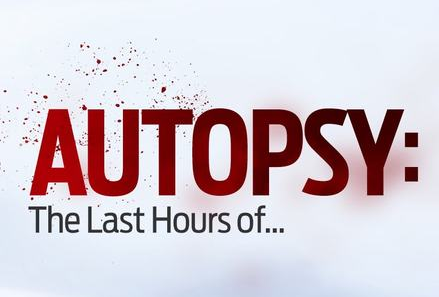 Charlotte Arnold has recently finished filming an episode of ITV's Autopsy