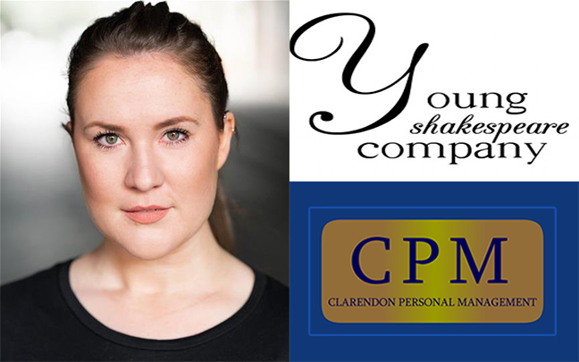 Zoe Littleton joins the cast of Romeo and Juliet for Young Shakespeare Company