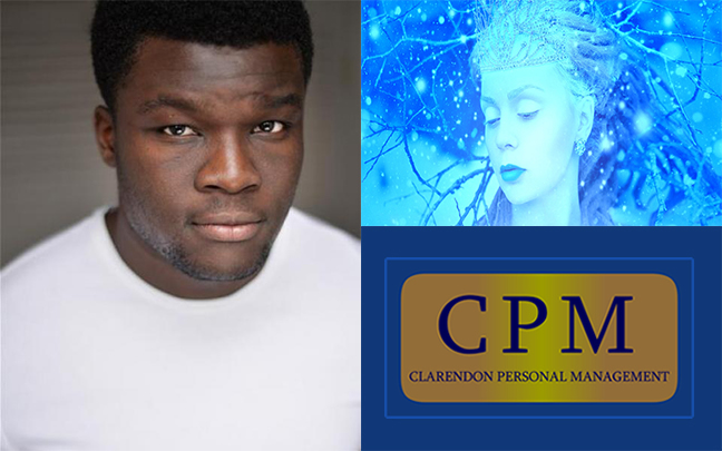 Esmonde Cole joins the cast of The Snow Queen at The Park Theatre