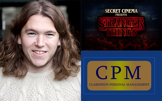 Thomas King will be playing the role of Keith in Secret Cinema's upcoming Stranger Things