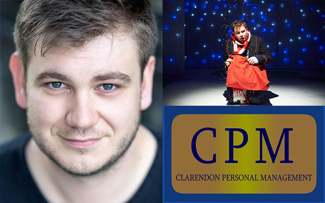 Owen Jenkins is appearing in The Jolly Christmas Postman at The Oxford Playhouse this Christmas.