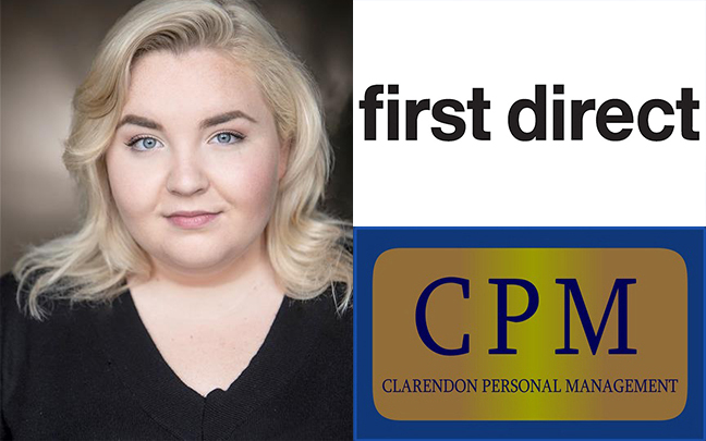 Blathnaid McCahilly can be seen in a new social media ad for First Direct.