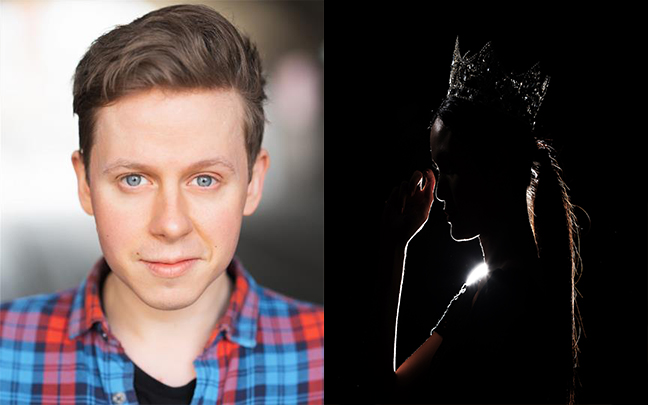 James Keningale joins the cast of 'Henry V' at The Maltings Theatre.