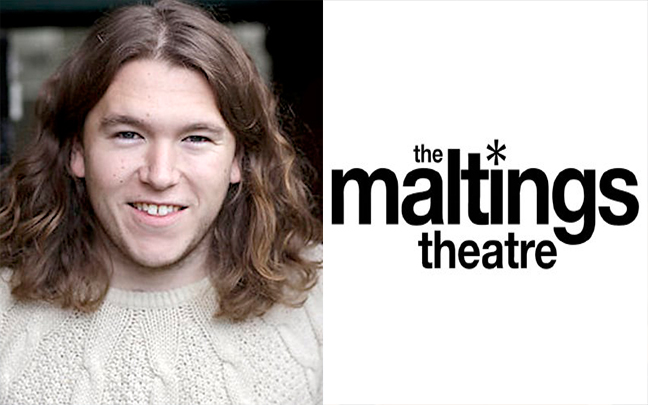 Thomas King joins the cast of 'The Merry Wives of Windsor' at The Maltings Theatre.