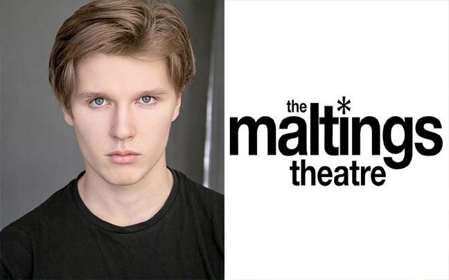 Zak Robinson joins the cast of 'The Merry Wives of Windsor' at The Maltings Theatre.