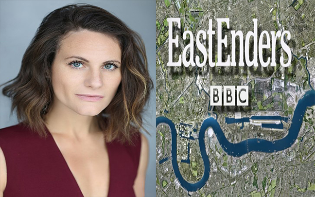 Jennifer Adab plays a Doctor in a recent episode of Eastenders