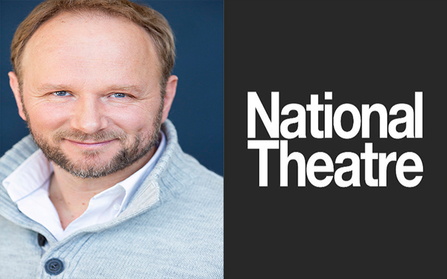 Darren Hill has joined the cast for a new project at The National Theatre. More info to follow.