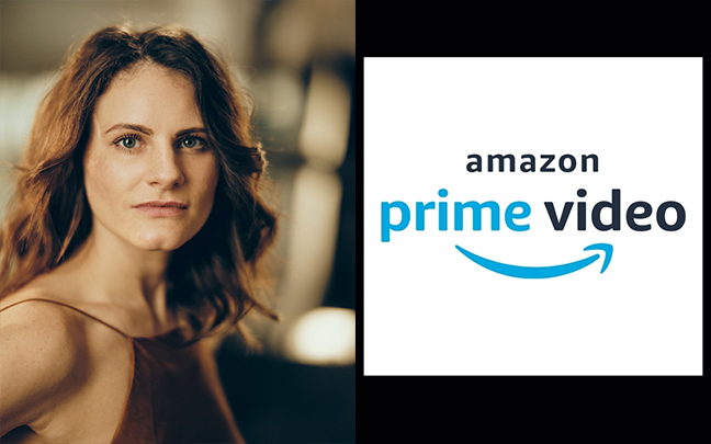 Jennifer Adab has just finished filming a new dramatic series for Amazon. More info soon.